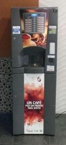 Máquina de café Escuela Ideo