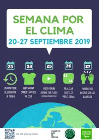 Semana del clima 2019