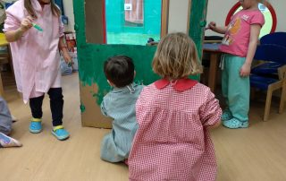 Proyecto de Infantil: Oficios y Profesiones